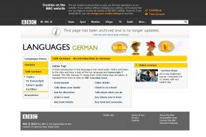 BBC-german-lang